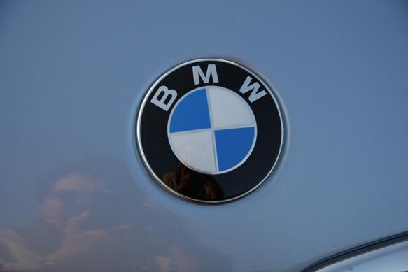 BMW Plakette Marke