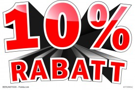Rabatt-Coupons