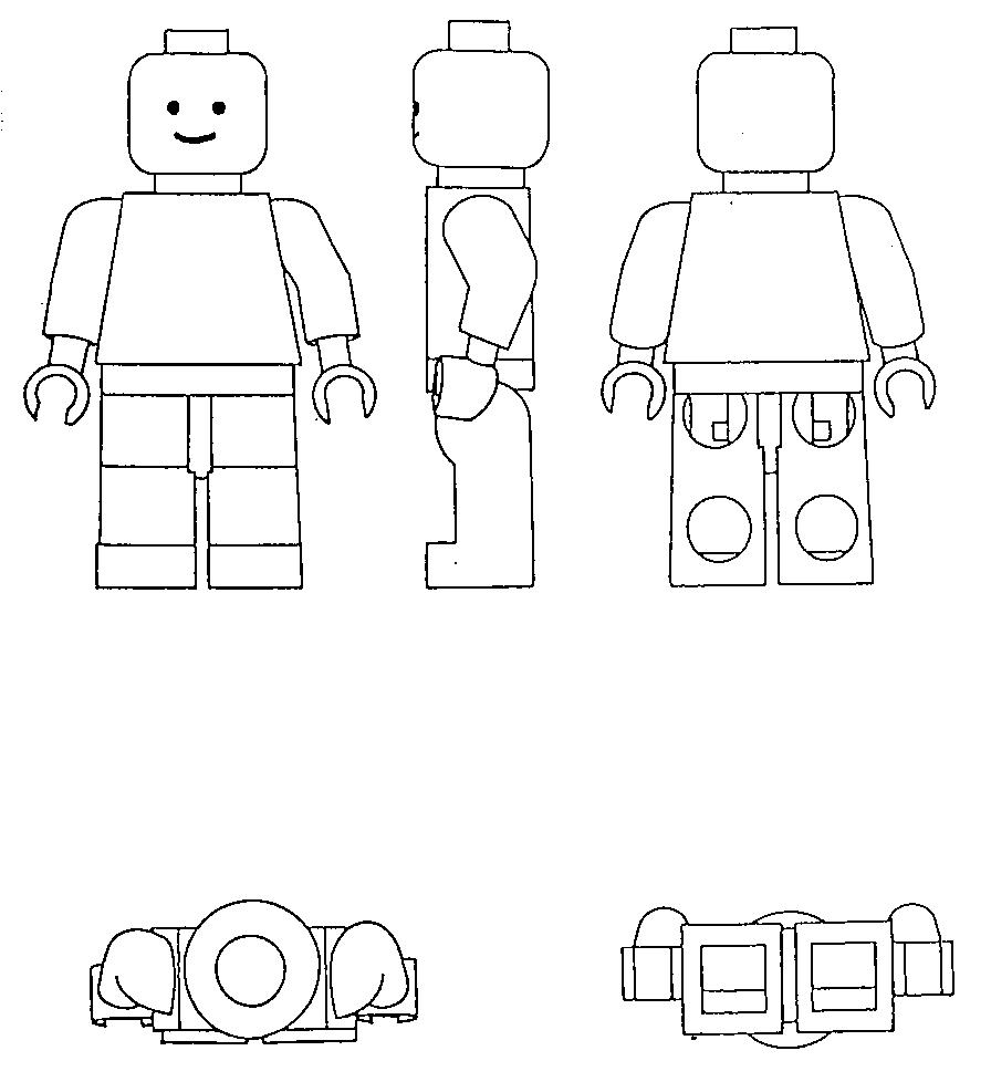 Markenschutz F 252 R Lego Figuren Markenrecht Rechtsanwalt