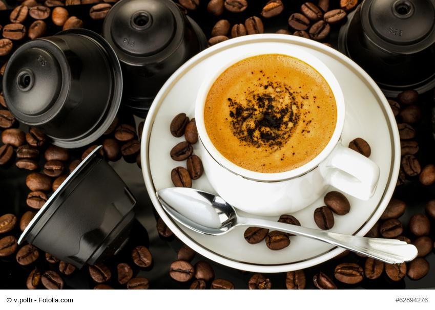 Grundpreisangabe bei Kaffeekapseln