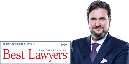 Christopher Wolf Best Lawyers 2020